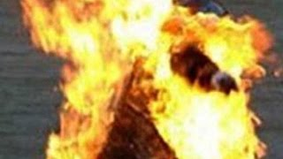 Pune teen forced to drink petrol and set on fire