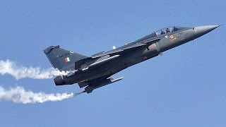 Tejas aircraft stunned audience at Bahrain International Air Show