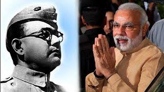 PM Modi to declassify 100 secret files of Netaji Subhash Chandra Bose