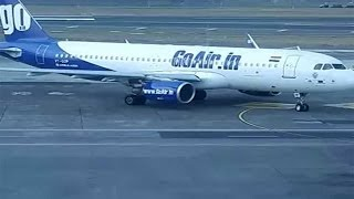 GoAir makes emergency landing after bomb scare at Nagpur airport