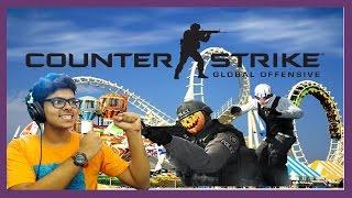 Let's Go On A Ride - Amusement Park Map - Let's Play CS:GO