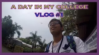A Day In My College - VLOG #1 - Whistling Woods International Film School 13th Oct'15