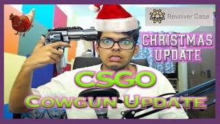 Cowboy'sGun Update - Cowboy Gun Duel Gameplay - CSGO WINTER UPDATE R8 Revolver Case