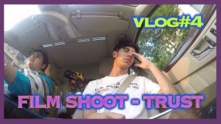 VLOG#4 - Short Film Shoot - Trust - 15th Oct'15