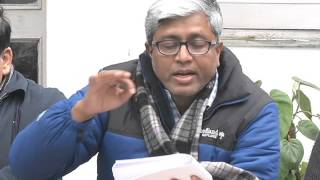 AAP press Brief on Justice Mukul Mudgal Report on DDCA