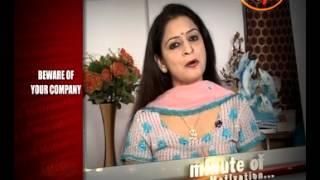 Short Story - Beware of Your Company - Rekha Jain (Motivational Speaker) - Minute Of Motivation