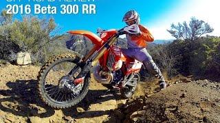 2016 Beta 300 RR Two - Stroke Review
