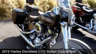 Harley - Davidson CVO Softail Convertible