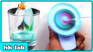 Simple and Cool Yet Amazing Science Tricks and Experiments That You Can Do at Home