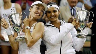 Australian Open: Sania Mirza, Martina Hingis enter 3rd round