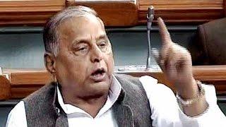 Mulayam Singh felt sad for ordering fire on 'karsewaks' in Ayodhya in 1990