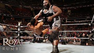 Fatal 4-Way Royal Rumble Qualifying Tag Team Match: Royal Rumble 2016 Kickoff