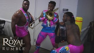 Does The New Day belong in the Royal Rumble Match?: January 24, 2016