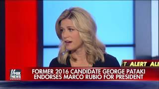 Pataki: 'I'm proud to endorse Senator Rubio'