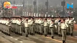 67th Republic Day: French soldiers marched down Rajpath