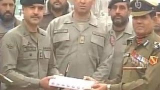 67th Republic Day: India, Pak troops exchange sweets along LoC