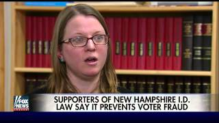 NH prepares for first primary with voter ID law