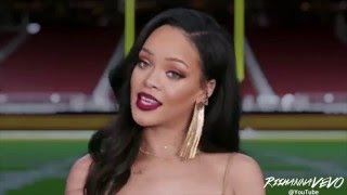 RIHANNA - Super Bowl 50 (Commercial 2016)