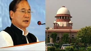 SC issues notice to Centre on Arunachal President's rule