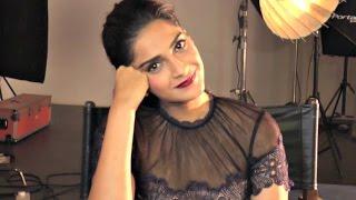 Sonam Kapoor Hot At Neerja Movie Promotional Photoshoot
