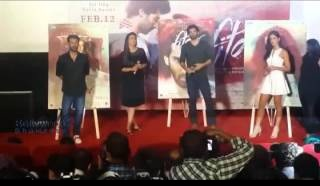 (VIDEO) Katrina Kaif And Aditya Roy Kapur's Live Performance On Fitoor Song