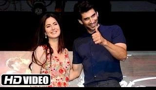Katrina Kaif & Aditya Roy Kapur Promote 'Fitoor'