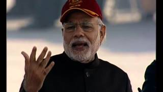 PM Modi's address to the NCC Officer's and Cadetes on PM's NCC Rally