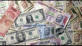 Rupee firms up 26 paise against dollar in early trade