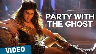 Party With The Ghost || Tamil Song Video || Kalavathi || Siddharth || Trisha || Hansika || Hiphop Tamizha