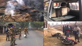 Trinamool factions clashes in West Bengal, one dead