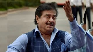 Shatrughan Sinha disapproves of President's rule in Arunachal Pradesh