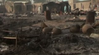 Aftermath Of Boko Haram Attack In Nigeria