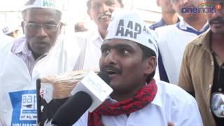 Differently Abled Manjunath Speaks on Arvind Kejriwal