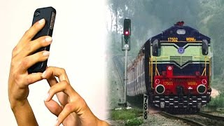 Chennai teen crushed while taking selfie with train