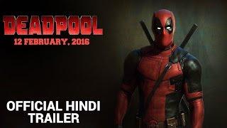 Deadpool Official Hindi Trailer 2016 | 20th Century FOX