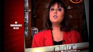 Best Short Story - Be Considerate In Life - Rita Gangwani (Personality Architect) - Minute Of Motivation