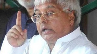 Lalu draws parallel between urine & Dettol as effective anti-septic