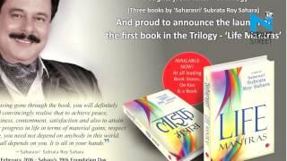 Sahara Shri Subroto Roy pens down 'Life Mantra' in Tihar jail