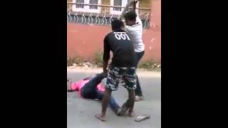 On Cam: Man beaten to death in Kerala