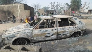 Boko Haram militants burn 50 people in Nigeria, killing 86