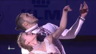 "Tatiana Volosozhar / Maxim Trankov SP ""Bollywood"" 2016 - Europe Bratislava"