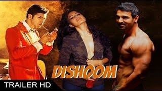 Dishoom Trailer 2016 || John Abrahma, Varun Dhawan & Jacqueline Fernandez || Releasing Soon