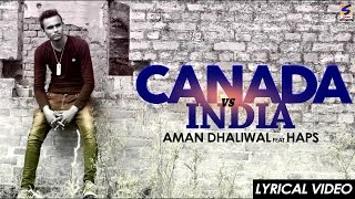 New Punjabi Songs || CANADA VS INDIA || AMAN DHALI    (video id -  371b959f7933)