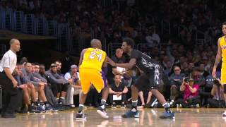 NBA: Kobe Bryant Closes Out the Timberwolves