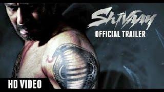 SHIVAAY Trailer - Ajay Devgan, Sayesha Saigal   Releasing Soon