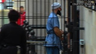 Adnan Syed Returns to Court In Baltimore