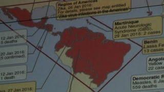 CDC Emergency Op. Center Tracks Zika Virus