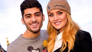 Zayn Malik Refusing to Perform With Perrie Edwards on Same Day