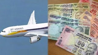 Jet Airways crew member arrested for fake currency smuggling