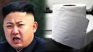 North Korea sends balloons with used toilet paper to South Korea